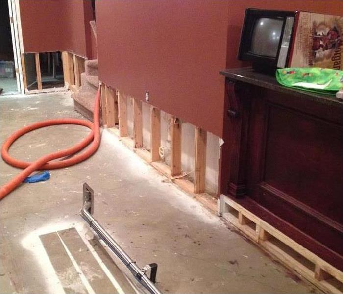 Mold Damage in Fort Mill, SC After