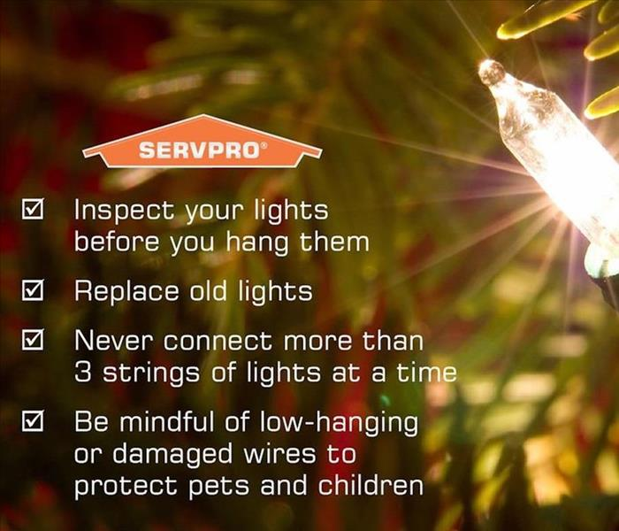 Holiday Fire Tips
