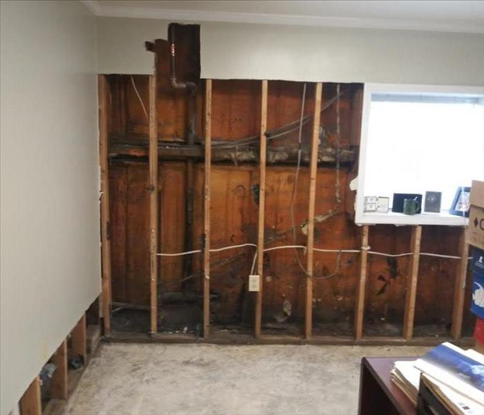 Commercial Water Damage Restoration Fort Mill