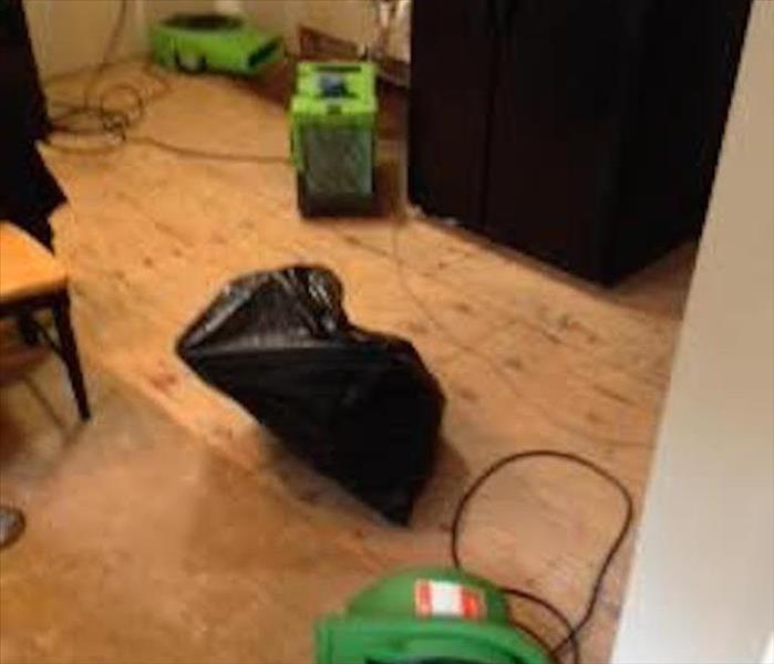 Flooded Home Cleanup In Fort Mill