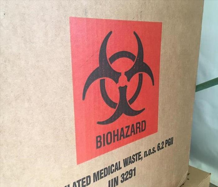 Biohazard Bodily Fluid And Trauma Cleanup