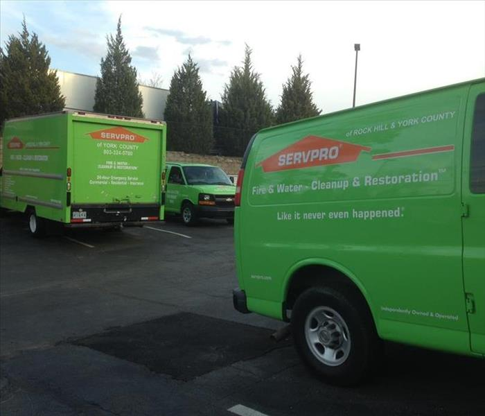 Water Damage SERVPRO Works With Travelers Insurance Water Damage Claims