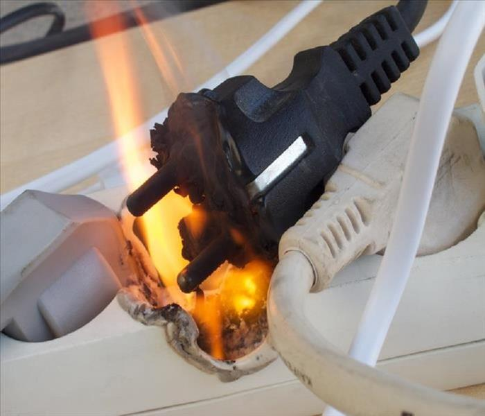 Fire Damage Fort Mill Electrical Fire Safety Tips