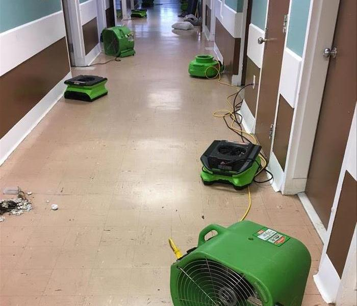 Commercial Fort Mill Commercial Water Damage Cleanup