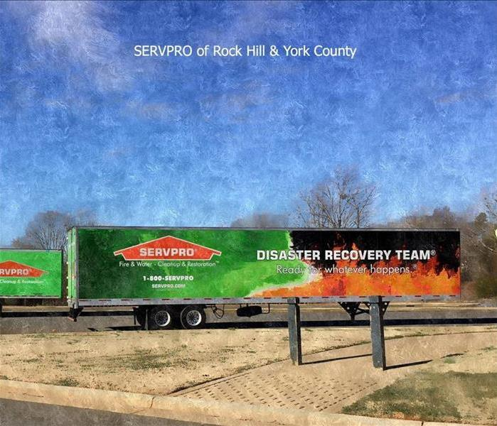 Snow Coming To York County South Carolina Servpro Of