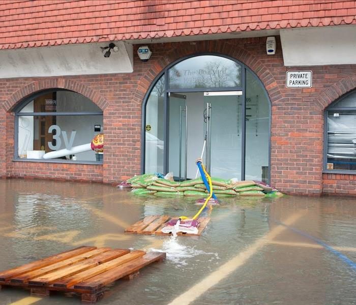 Water Damage Happens In Fort Mill Government Buildings