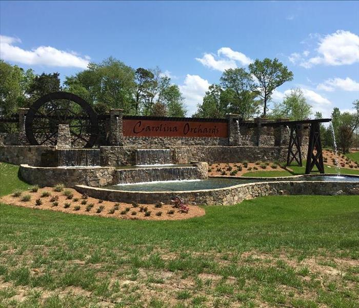 Del Webb In Fort Mill Disaster Service By Servpro