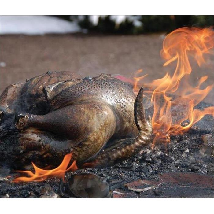 Fires During Thanksgiving