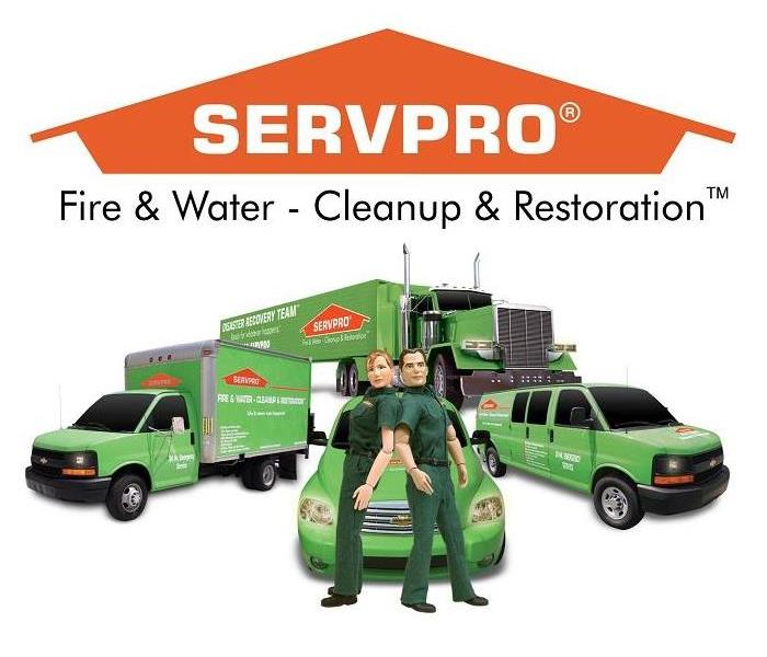 General What to do until SERVPRO arrives!!!