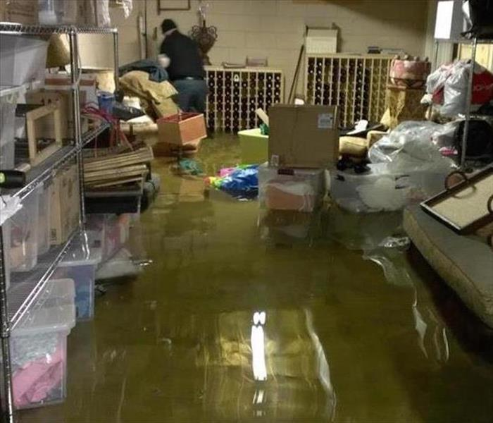 flooded basements can cause major damage in rock hill