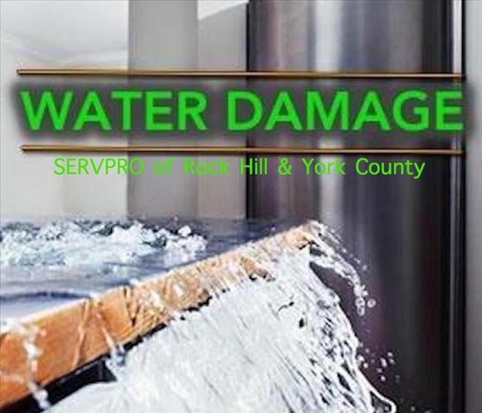 Water Damage What Can Warrant Water Removal In Baxter Village Fort Mill Homes