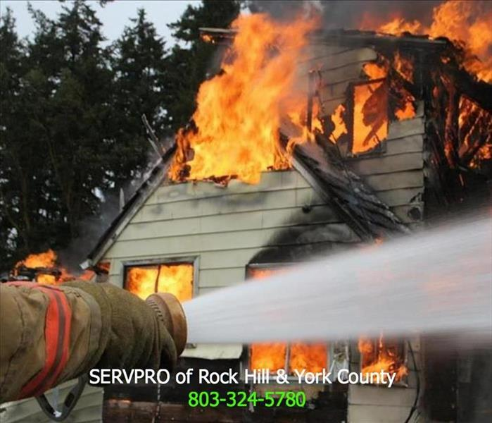 Fire Damage Getting Professional Restoration Assistance for Fire Damage to Your Fort Mill Home