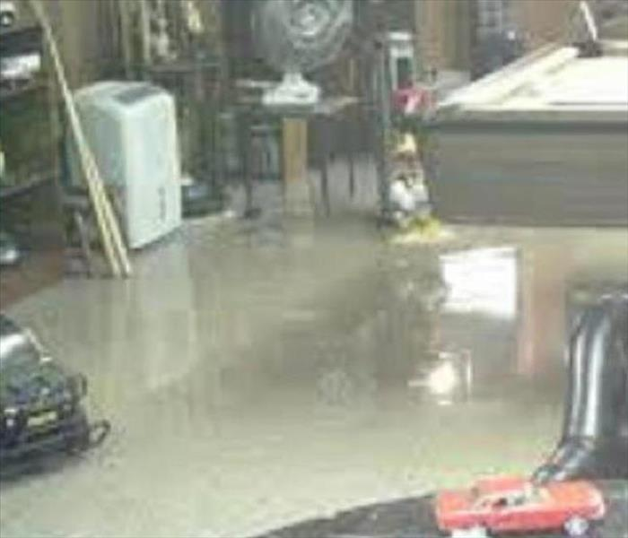 Why Ground Water Comes Up Through Basement Floors: Basement Flooding In Rock Hill - What To Do?