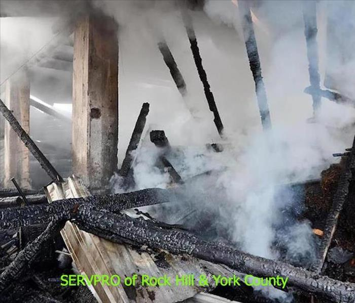Fire Damage Fire Damage Remediation for Your Fort Mill Home