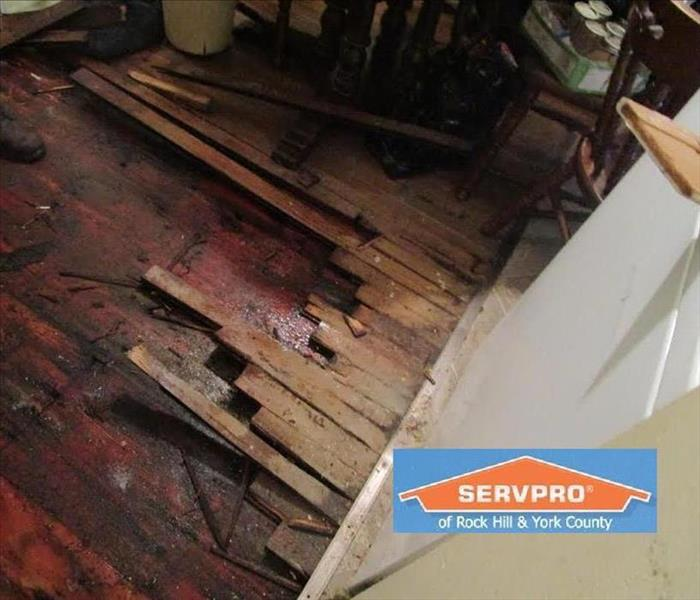 Water Damage Water Removal and Restoration Services Available Throughout The Doby's Bridge Area