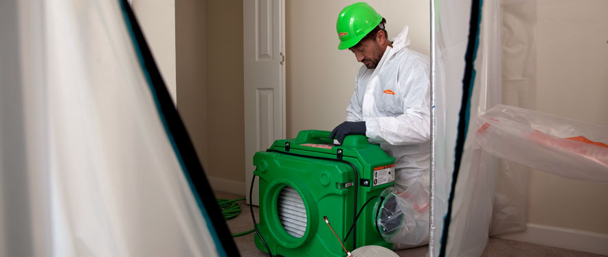 Fort Mill, SC mold cleanup